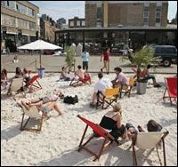 London - City Beach Club